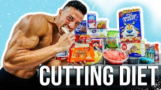 Download FULL DAY OF EATING WHILE CUTTING!!! | MEN'S PHYSIQUE COMPETITOR | 20 DAYS OUT FROM SHOW Video