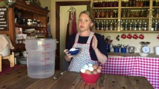 Download Preserve Your Eggs for Winter! Video