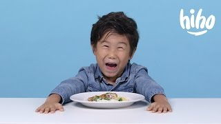 Download French Food | American Kids Try Food from Around the World - Ep 5 | Kids Try | Cut Video