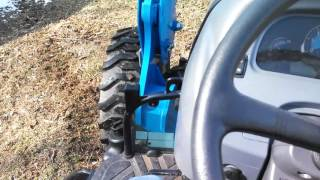 Download LS XR4155 steering issues Video