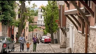 Download Plovdiv, Bulgaria: Delightful Art and Architecture Video