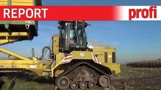 Download TerraGator auf Raupen für den Maiseinsatz Video