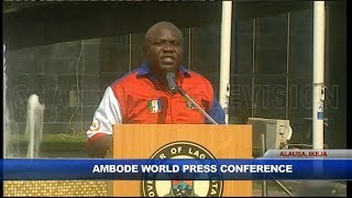 Download APC Lagos Primary: My Opponent Unfit For Office, Ambode Talks Tough Pt 1 Video
