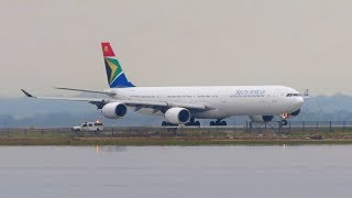 Download 1 HOUR PLANESPOTTING at New York JFK - HEAVIES ONLY! A380, 747, MD-11F, 777, A350, 787, A340, A330 Video