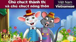 Download Chú chuột thành thị và chú chuột nông thôn  Chuyen co tich  Truyện cổ tích   Truyện cổ tích việt nam Video