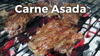 Download Carne Asada and Camping in Arizona Video