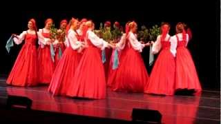 Download БЕРЁЗКА- BERIOZKA- ENSEMBLE FOLKLORIQUE RUSSE Video