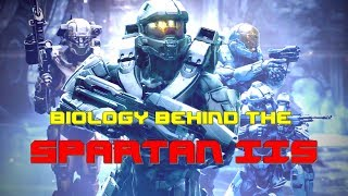 Download Halo Lore | Biology behind the ONI Spartan II's | Augmentations, History, Program, Training, Lore Video