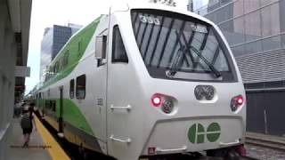 Download Trains and Trolleys of Toronto, Canada 2018 (Transit Variety) Video