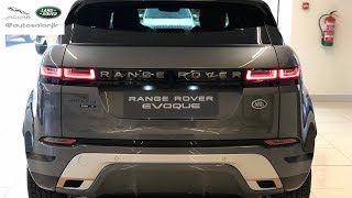 Download 🆕 RANGE ROVER EVOQUE '20 D150 AWD R-Dynamic S || Exterior & Interior Video