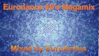 Download Eurodance 90's Megamix - Mixed by DJ EuroActive Video