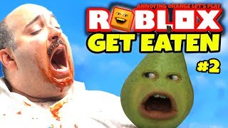 Download Roblox: Get Eaten #2 😋 🍐 [Pear Plays] Video