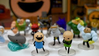 Download Mini Figures Now Available - Cyanide & Happiness Announcement Video