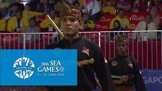 Download Pencak Silat Men''s Ganda(Doubles) - Finals 3rd Placing (Day 5) | 28th SEA Games Singapore 2015 Video