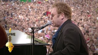 Download Elton John - Saturday Night's Alright For Fighting (Live 8 2005) Video