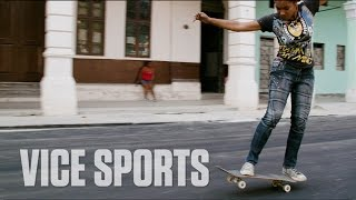 Download Meet One of Cuba's Female Skateboarding Pioneers Video