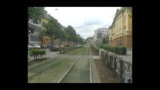 Download GVB Straßenbahnlinie5 Zeitraffer Graz/Steiermark/ Cablecar time lapse Line 5 Graz/Styria Video