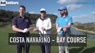 Download Costa Navarino - Bay Course Video