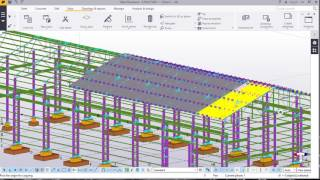 Cage Ladder and Handrails Placement in Tekla STRUCTURES 2016 Free
