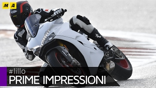 Download Ducati SuperSport 2017 Test [ENGLISH SUB] Video
