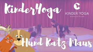 Download KinderYoga - Hund Katz Maus Video