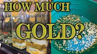 Download Extracting Gold From Gold Liqueur?! How Much?? Goldwasser - Goldschlager - Gold Flake Recovery Video