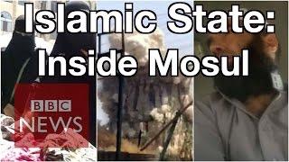 Download Iraq: Islamic State inside Mosul - BBC News Video