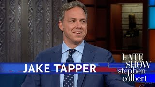 Download Jake Tapper Reacts To The White House Banning A CNN Reporter Video