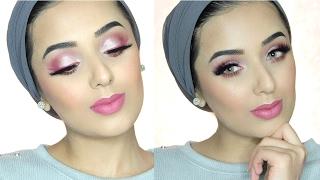 Download SOFT MAKEUP TUTORIAL | Pink Eyeliner Video