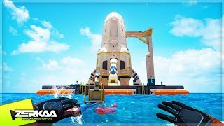 Download COMPLETING THE ESCAPE ROCKET! (Subnautica #19) Video