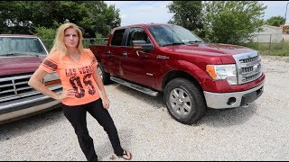 Download WE FOUND MY MOM'S STOLEN TRUCK! (look what was inside...) Video