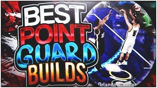 Download DON'T Waste your VC! BEST Point Guard Builds in NBA 2K18 Video