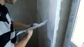 Download Шпаклевка стен, своими руками, под обои, под покраску, обучающее видео, шпатлевка стен Video