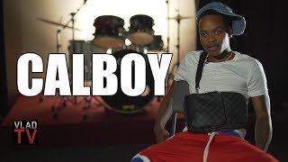 Download Calboy on Going to the Psyche Ward After Witnessing His Friend Get Killed (Part 1) Video
