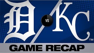 Download Keller, Starling lead Royals to a 4-1 win | Tigers-Royals Game Highlights 7/13/19 Video