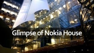 Download Glimpse of Nokia House, Espoo, Finland - par Test-Mobile.fr Video