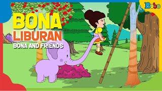 Download Dongeng Anak Bona liburan - Petualangan Bona & Friends - Bobo Video