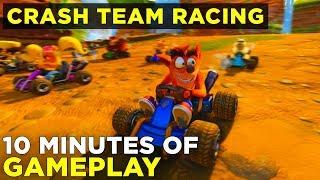 Download Crash Team Racing Nitro-Fueled GAMEPLAY | Three Remastered Tracks Video