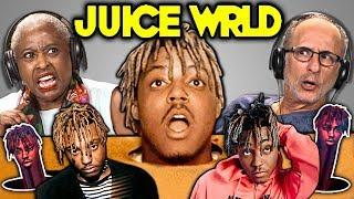 Download ELDERS REACT TO JUICE WRLD Video