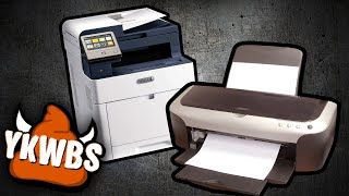 Download You Know What's Bullshit!? - Printers Video