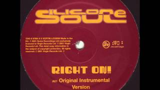 Download Silicone Soul - Right On! Video