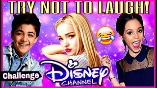Download Try Not To Laugh Or Grin Challenge Disney Stars Edition 🤣 Funniest Disney Channel Stars Musicallys Video