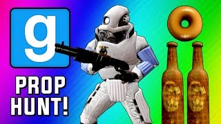 Download Gmod Prop Hunt Funny Moments - Epic Bottles, Seananners Spotted, Tricking Terroriser! (Garry's Mod) Video