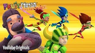 Download Applecart Upset - Fruit Ninja Frenzy Force (Ep. 13) Video