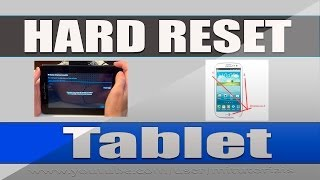 Download Como fazer hard reset no Tablet Android - MiTutoriais Video