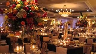 Download Wedding Flowers by M & P Floral and Event Production - Tall centerpiece ideas for wedding receptions Video
