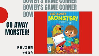 Download Bower's Game Corner: Go Away Monster! Review Video