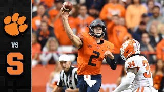 Download Clemson vs. Syracuse Football Highlights (2017) Video