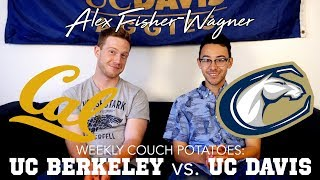 Download UC Berkeley vs UC Davis?? Which is Better? | Weekly Couch Potatoes #4 Video