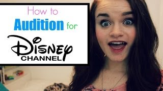 Download How to Audition for Disney Channel! Video